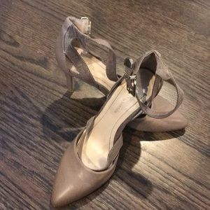 Versatile BCBG heels! Work or play!